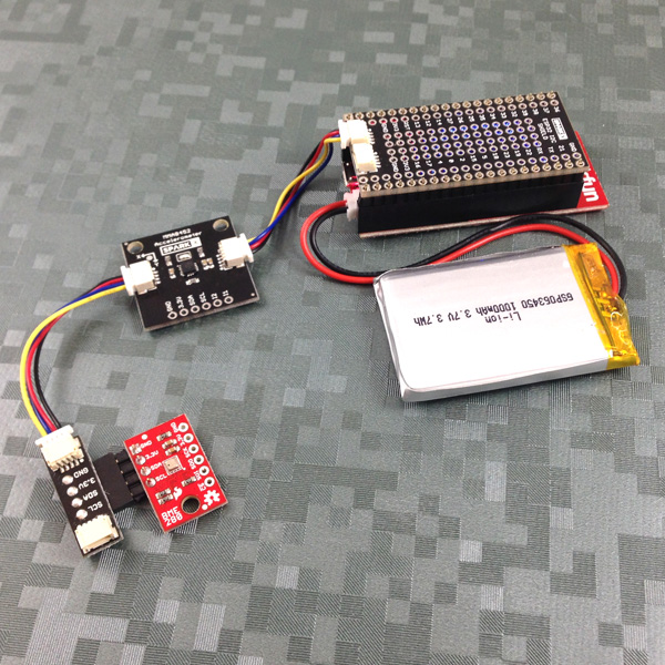 Qwiic Shield for ESP32