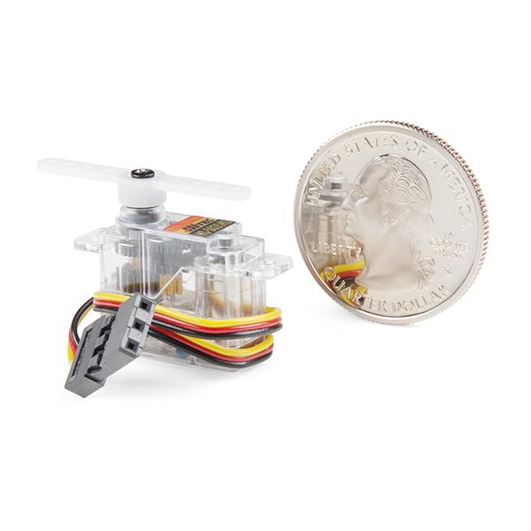 Servo - Hitec HS-5035HD (Ultra Nano Size)