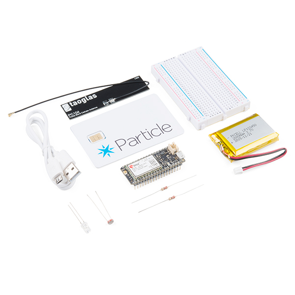 Particle Electron 3G Cellular Kit (Eur/Asia/Afr)