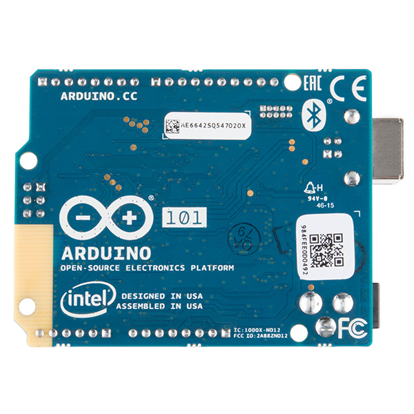 SparkFun Inventor's Kit for Arduino 101 - Special Edition