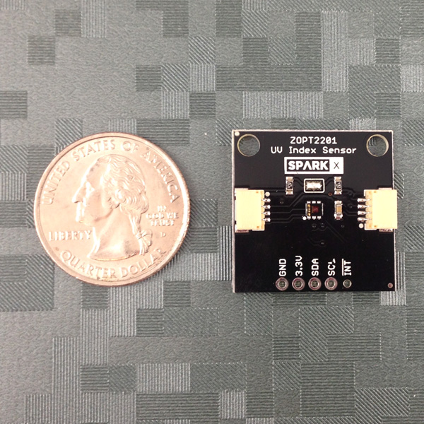 Qwiic UV Sensor - ZOPT2201