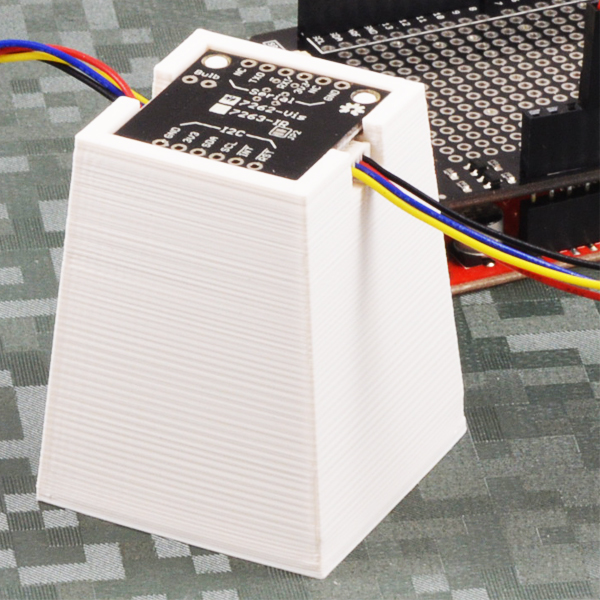 Qwiic Visible Spectral Sensor - AS7262