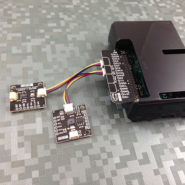 Qwiic Shield for Raspberry Pi