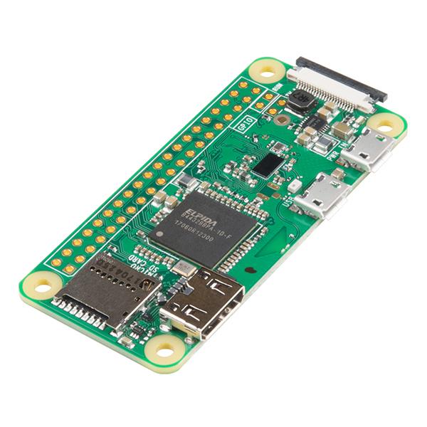 SparkFun Raspberry Pi Zero W Basic Kit