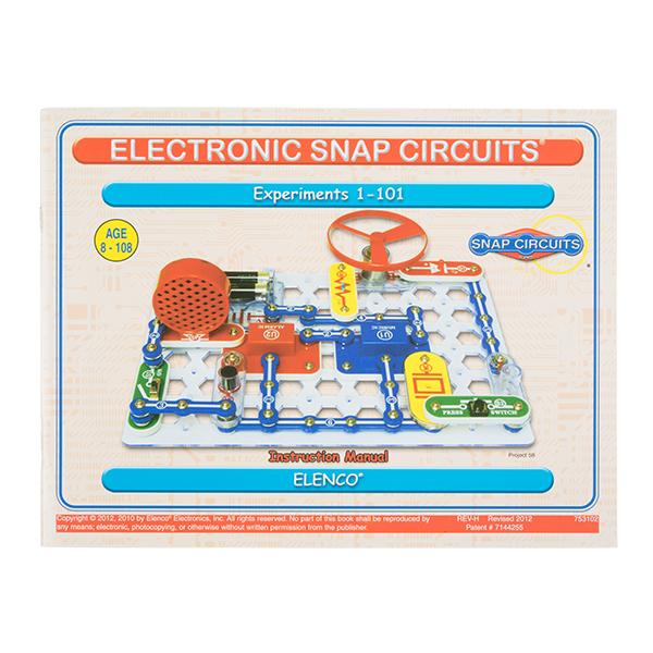 Snap Circuits Experiments