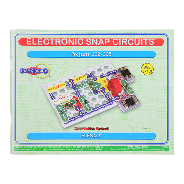 Snap Circuits Projects