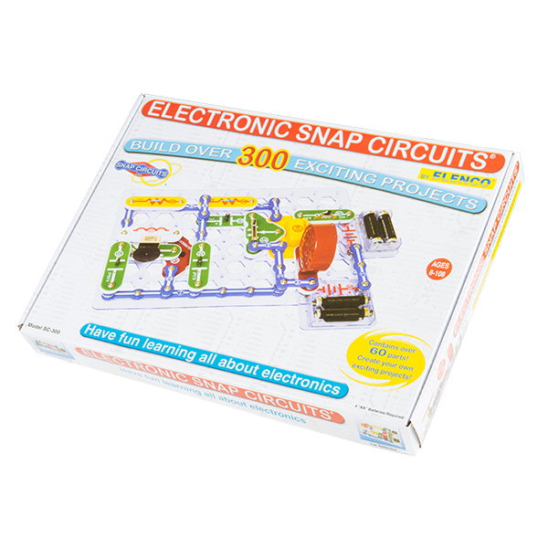 Snap Circuits Box Front