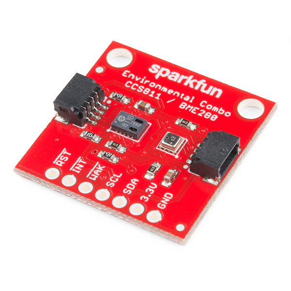 SPX-14241 BME280 CCS811 Combo Board
