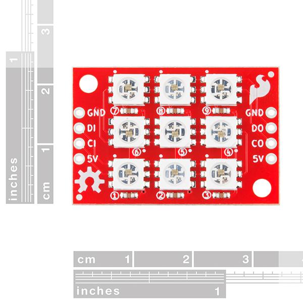 SparkFun Lumenati 3x3