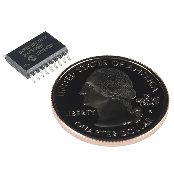 Floating Point Co-Processor uM-FPU v3.1 SOIC