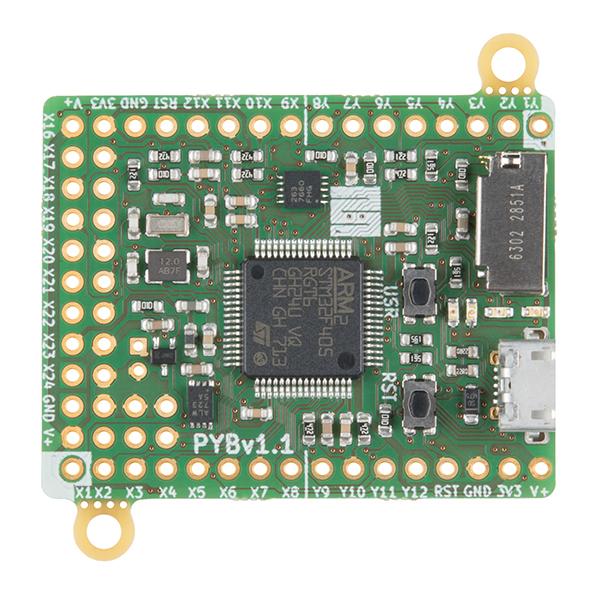 MicroPython pyboard v1.1