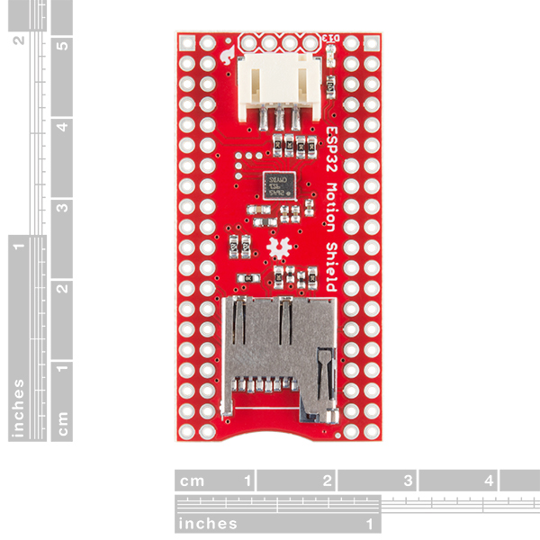 SparkFun ESP32 Thing Motion Shield