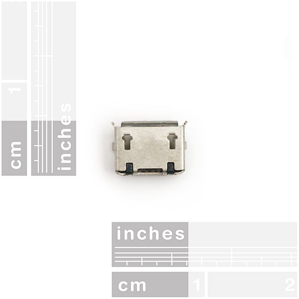USB micro USB SMD Connector