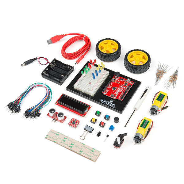 SparkFun Inventor's Kit Lab Pack - v4.0