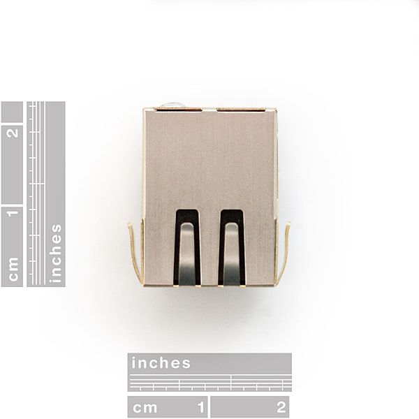 RJ45 Ethernet MagJack-Compatible
