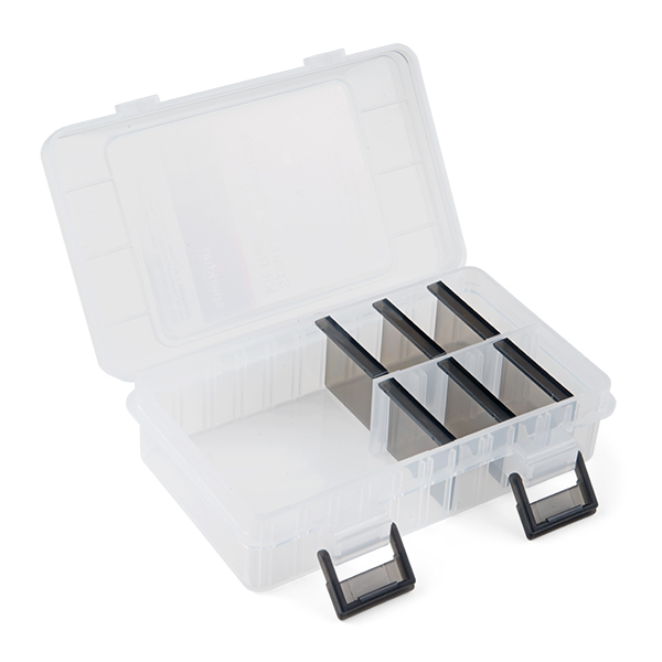 Refill kit box open