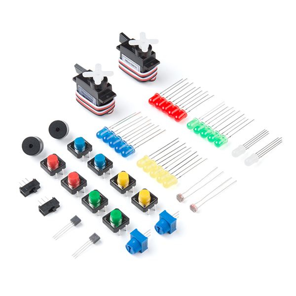 Refill kit components