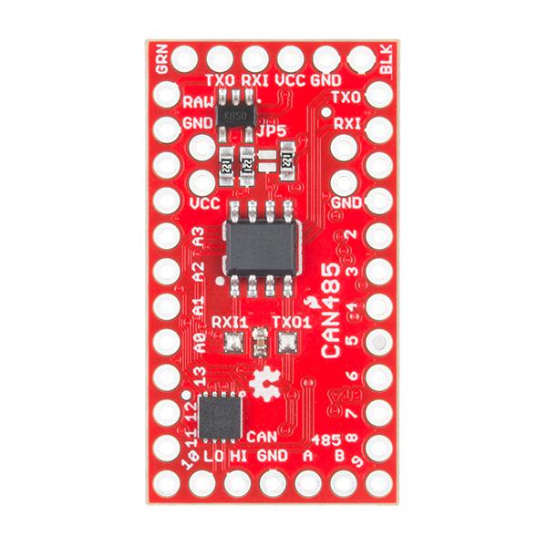 SparkFun AST-CAN485 Dev Board