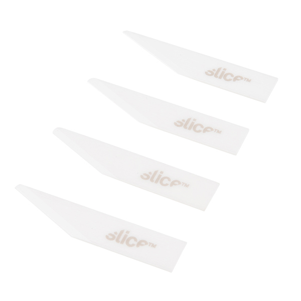 Slice Ceramic Straight Blades (set of 4)