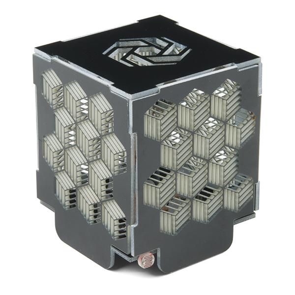 Full night light cube