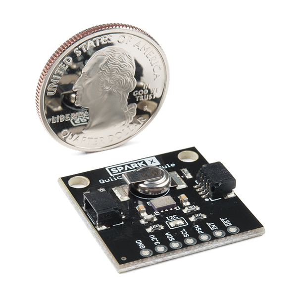 Real Time Clock (Qwiic) - RV-1805