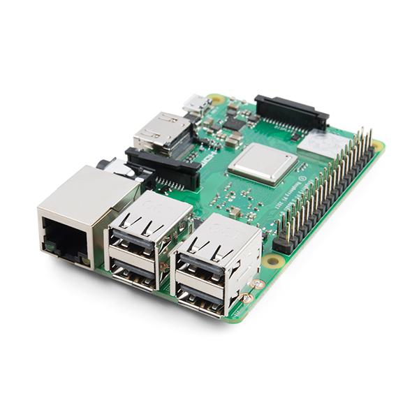 Raspberry Pi 3 B+ - DEV-14643 - SparkFun Electronics