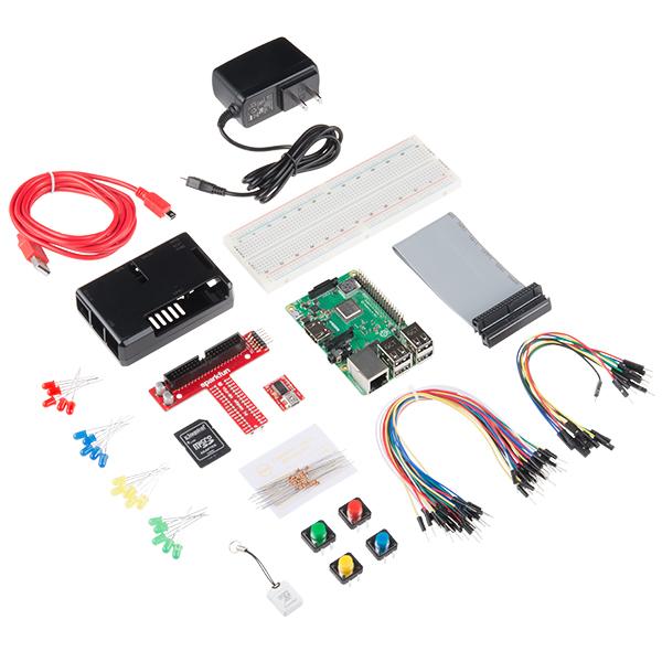 Raspberry Pi 3 B+ Starter Kit ...