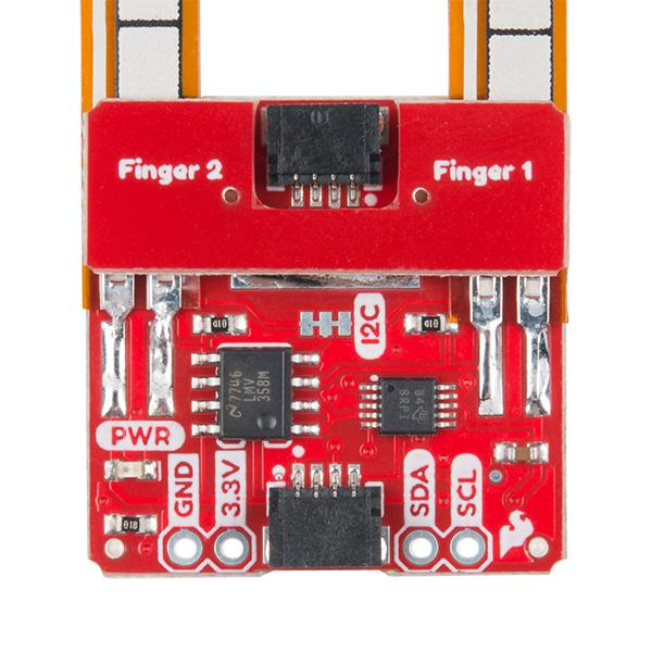 SparkFun Qwiic Flex Glove Controller
