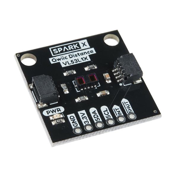 Distance Sensor 4m (Qwiic) - VL53L1X