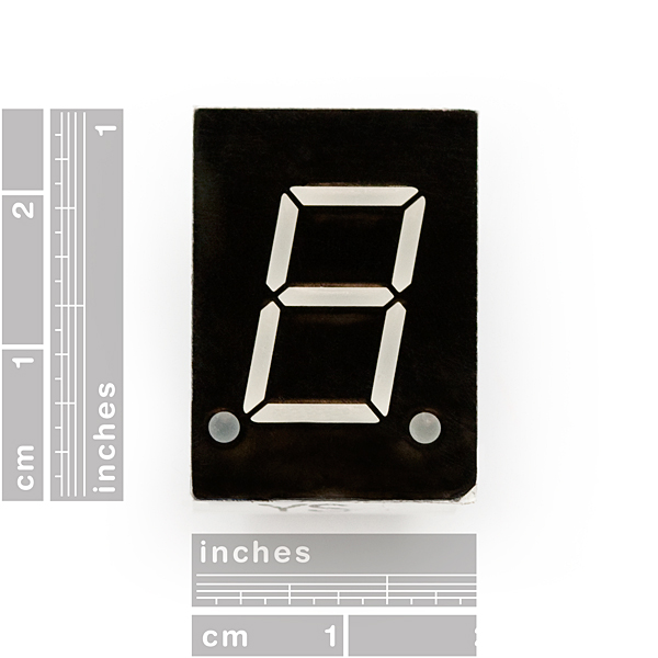 7-Segment Display - LED (Red)