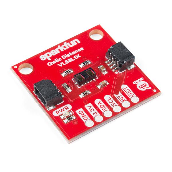 SparkFun Distance Sensor Breakout - 4 Meter, VL53L1X (Qwiic)