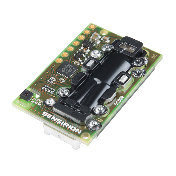 CO₂ Humidity and Temperature Sensor - SCD30