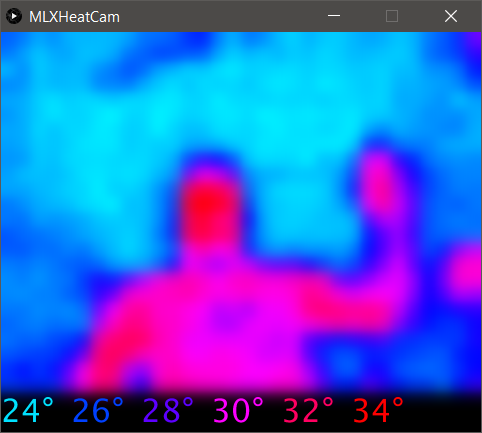 Qwiic IR Array - MLX90640 110° FOV