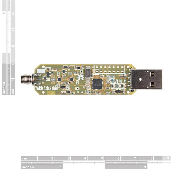YARD Stick One - USB Wireless Transceiver