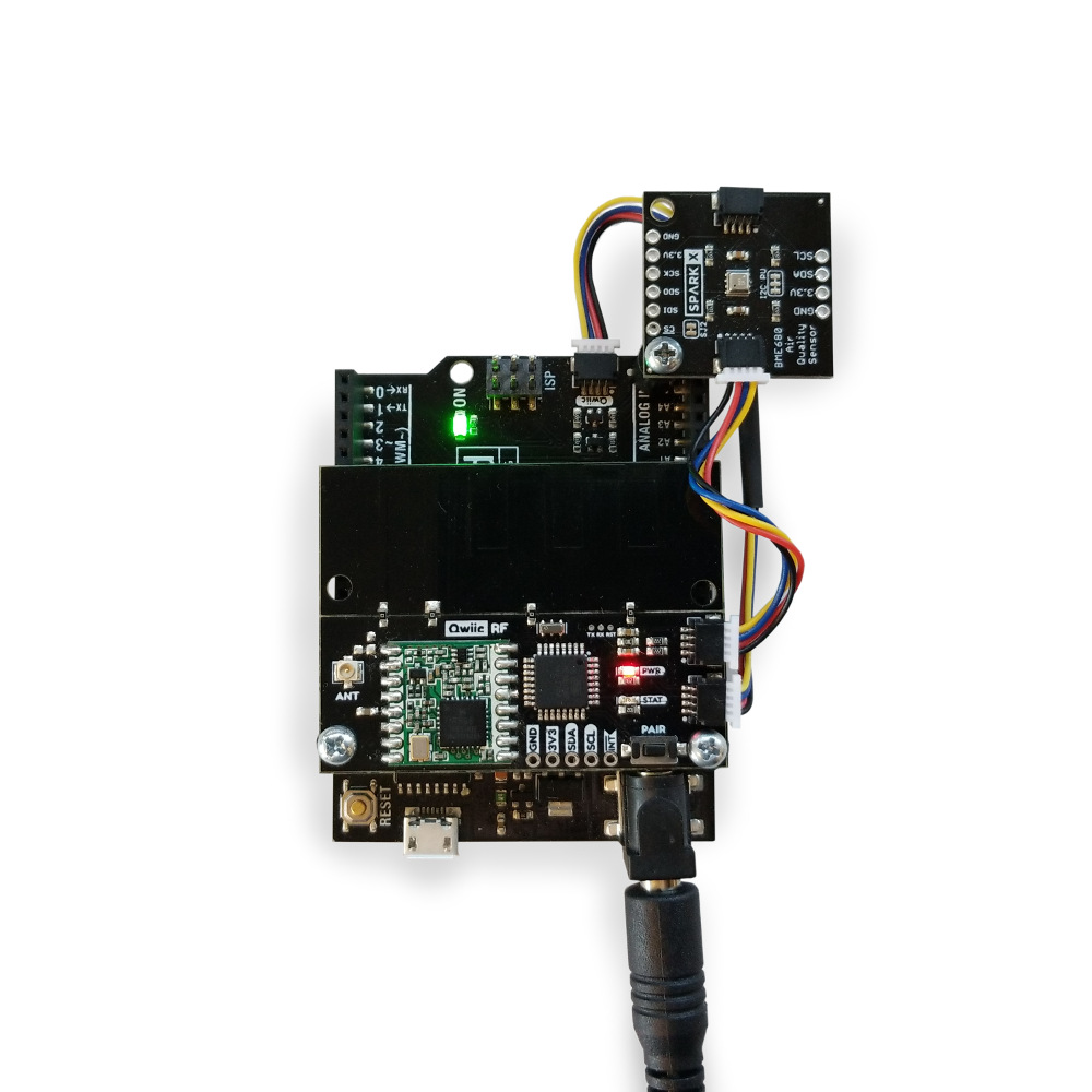 SparkX Qwiic RF - LoRa®-enabled 915MHz