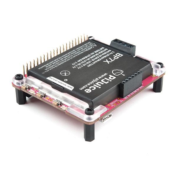 PiJuice HAT - Raspberry Pi Portable Power Platform