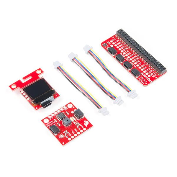 SparkFun Raspberry Pi Qwiic Kit