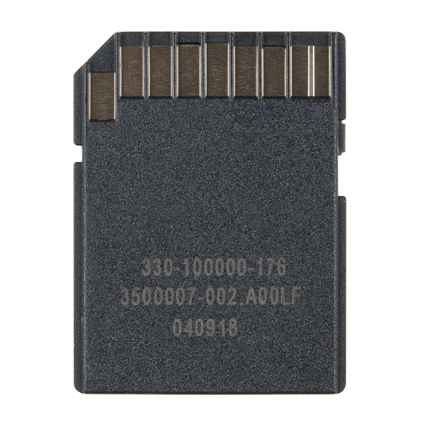 microSD Card with Adapter - 32GB (Class 10)