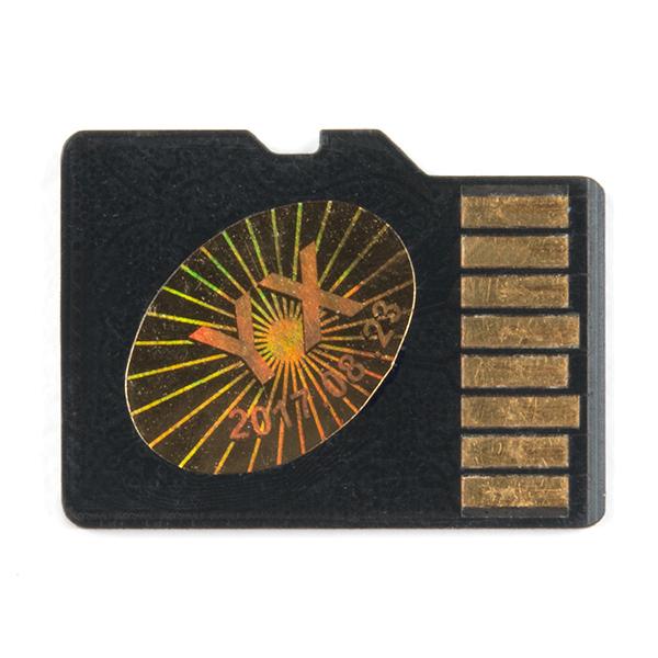 Generic 1 GB microSD Card