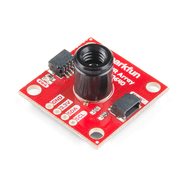 SparkFun IR Array Breakout - 55 Degree FOV, MLX90640 (Qwiic)
