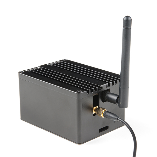 LoRa Raspberry Pi Gateway with Enclosure