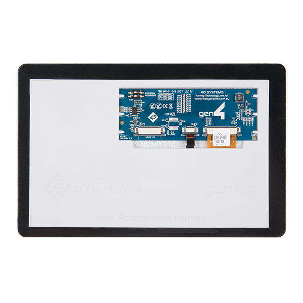 BeagleBone Black Cape - LCD (7.0in.)