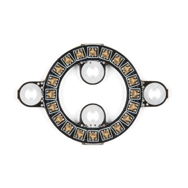 SparkFun LuMini LED Ring - 1 Inch (20 x APA102-2020)