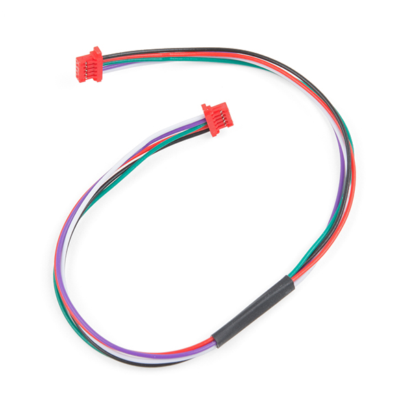 Cable - 5 Pin 1mm Pitch - 200mm