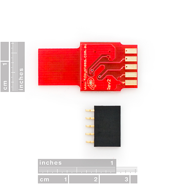 Breakout Board for FT232RQ USB to Serial