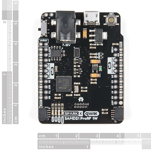 SparkX SAMD21 Pro RF 1W LoRa