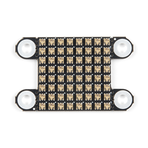 SparkFun LuMini LED Matrix - 8x8 (64 x APA102-2020)