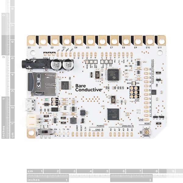 Bare Conductive Touch Board Pro Kit