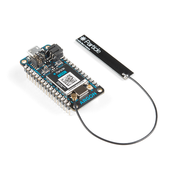Particle Argon IoT Development Board