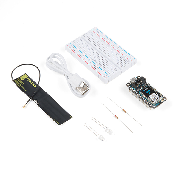 Particle Boron LTE IoT Development Kit